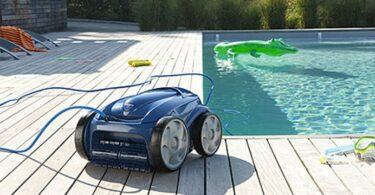 robot piscine électrique