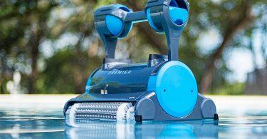 robot piscine propulseur
