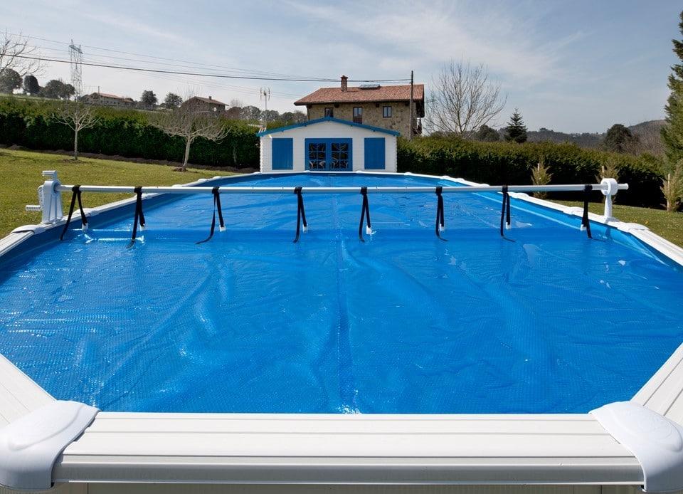 Enrouleur piscine-