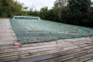 Filet piscine