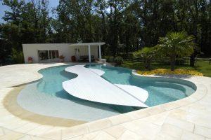 accessoire de protection piscine