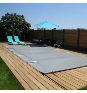 couverture de sécurité piscine