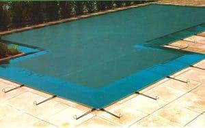 couverture d'hivernage piscine