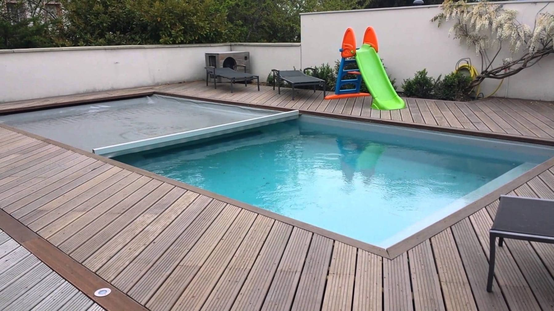 couverture de protection piscine