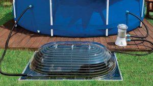Accessoires de chauffage piscine