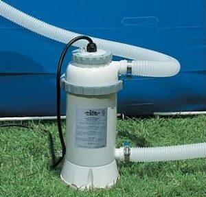 Le chauffage électrique accessoire de chauffage piscine