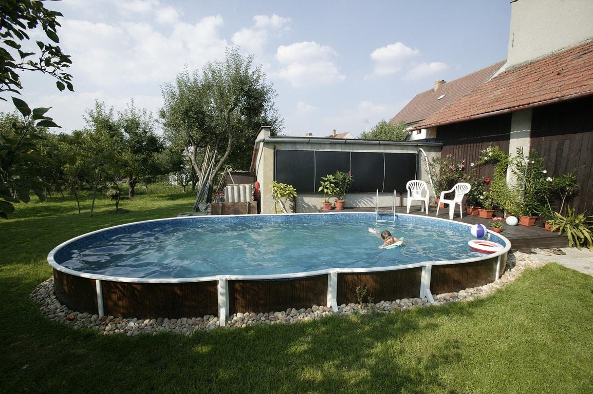 piscine acier hors sol piscine hors-sol en acier