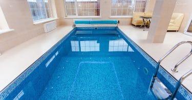 echelle piscine