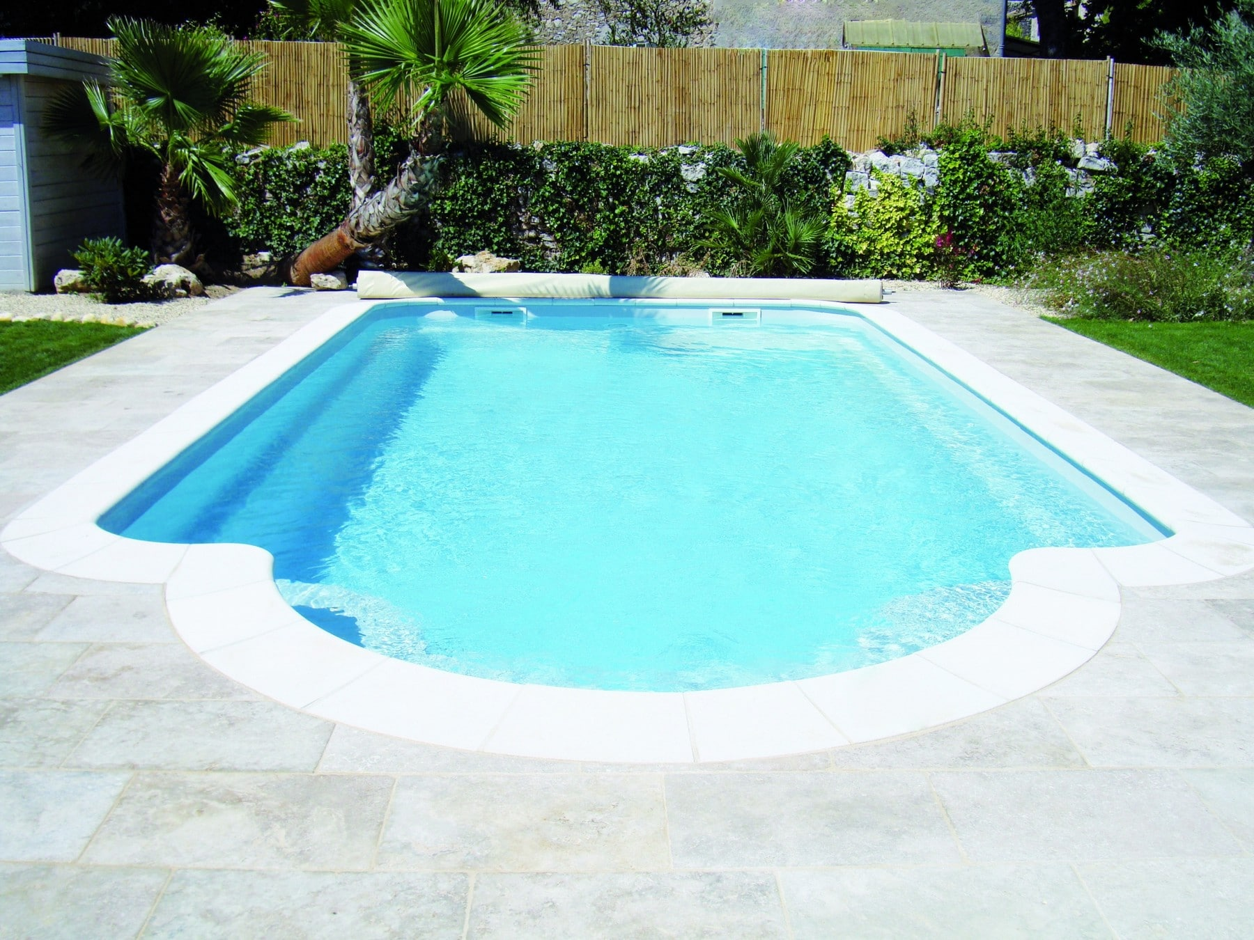piscine coque enterrée