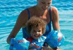 produit gonflable pour piscine