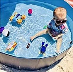 L'entretien d'une piscine hors-sol enfant