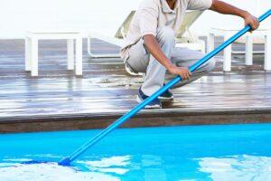 Entretien piscine - les différentes tâches à réaliser
