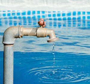 Essentiels à savoir sur la fuite d'eau dans la piscine