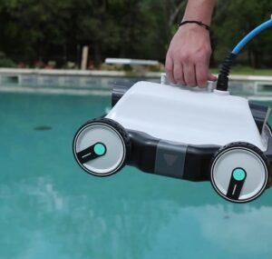 Comment fonctionne le robot de piscine Bestway 58478 Mia