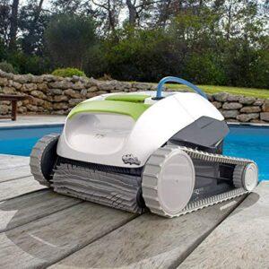 Comment fonctionne le robot piscine électrique Dolphin Maytronics T25 ?