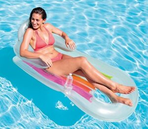 Comment choisir un fauteuil de piscine gonflable ?
