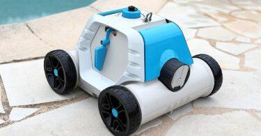 robot de piscine autonome