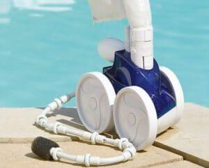 fonctionnement des robots piscines